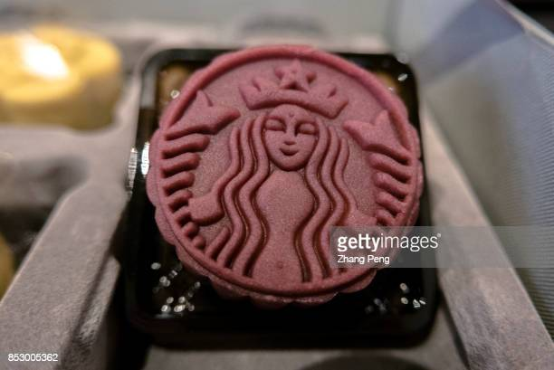Starbucks Moon cakes Every year Starbucks will supply the gift box of moon cakes specially for Chinese customers to celebrate the traditional...