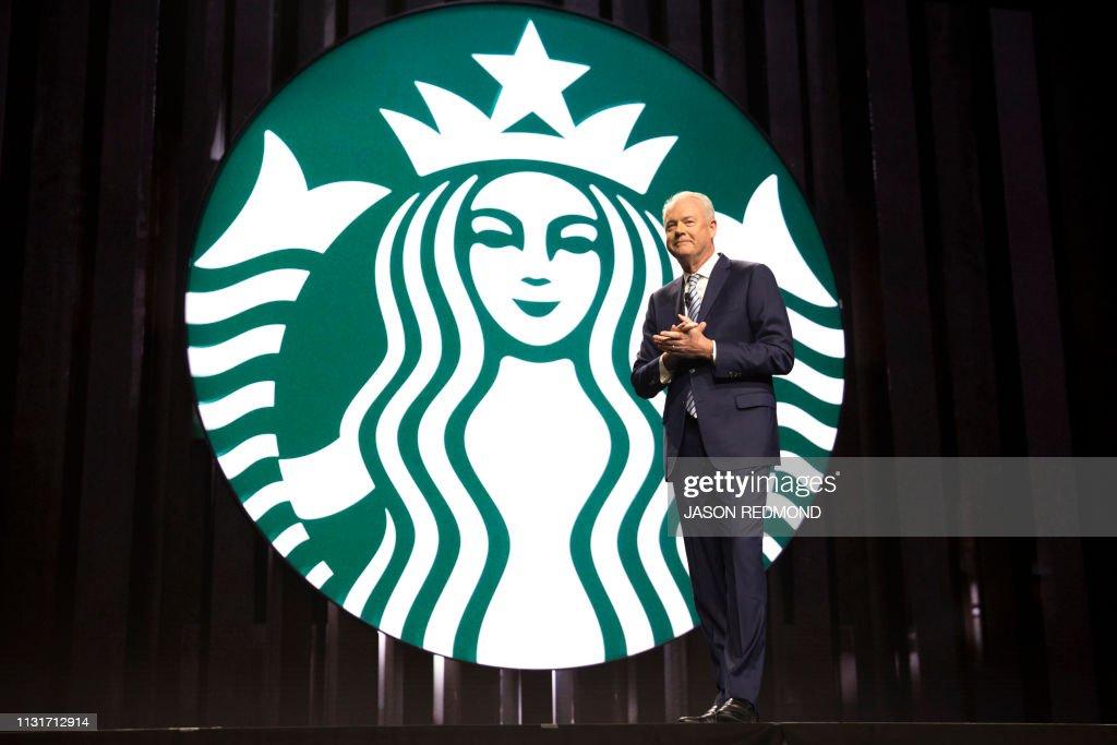 WA: Starbucks Holds Annual Shareholders Meeting
