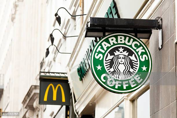 Starbucks-Schild