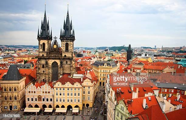 Staré Mesto (Altstadt), Prag, Tschechische Republik