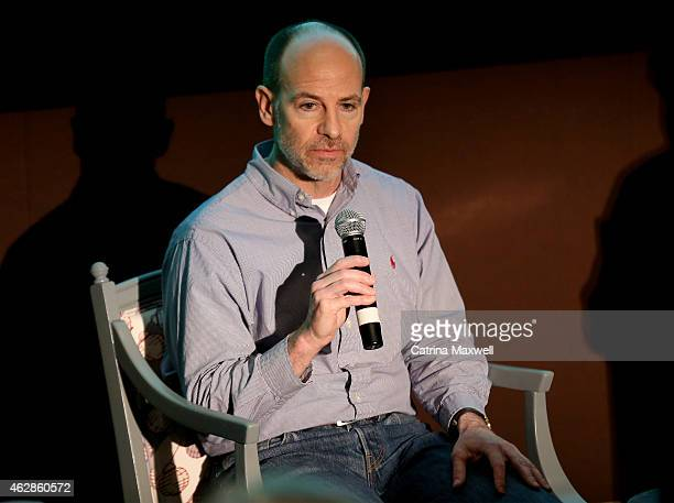 Stargate Studios president Darren Frankel speak on the Visual Effects for Television pannel during aTVfest presented by SCAD on February 6 2015 in...