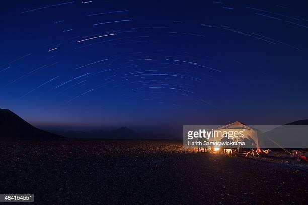 stargazing - ras al khaimah stock pictures, royalty-free photos & images