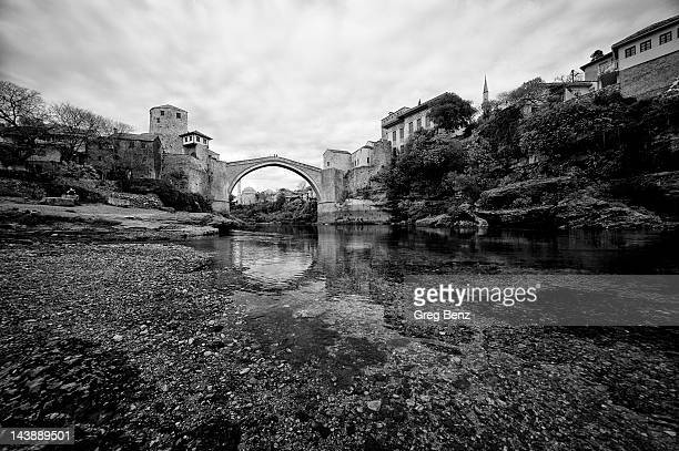 Stari Most bridge in Mostar