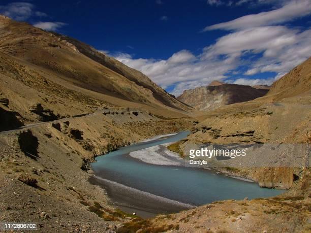 beautiful route ladakh