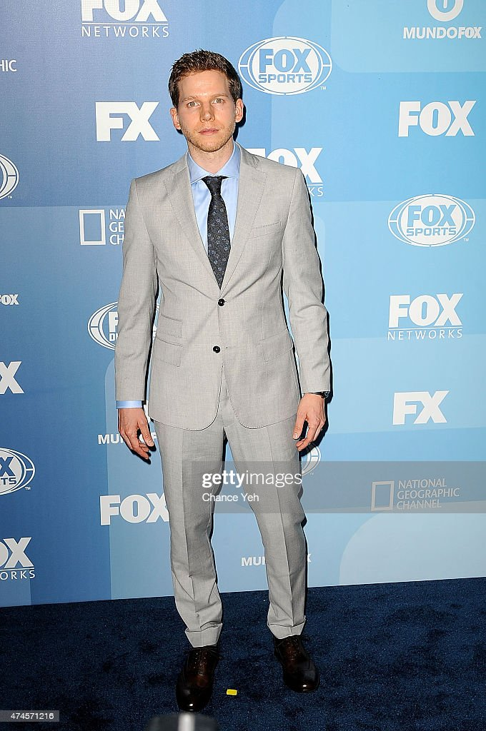 Stark Sands attends 2015 FOX Programming Presentation at Wollman Rink, Central Park on May 11, 2015 in New York City.