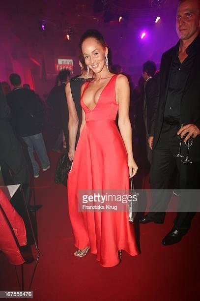 Starlet Heydi Nunez Gomez Bei Der Verleihung Des Nachwuchspreises New Faces Award Der Zeitschrift Bunte Im Bcc In Berlin Am 070705