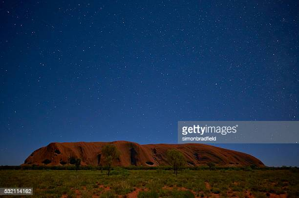 Starlight Over Uluru