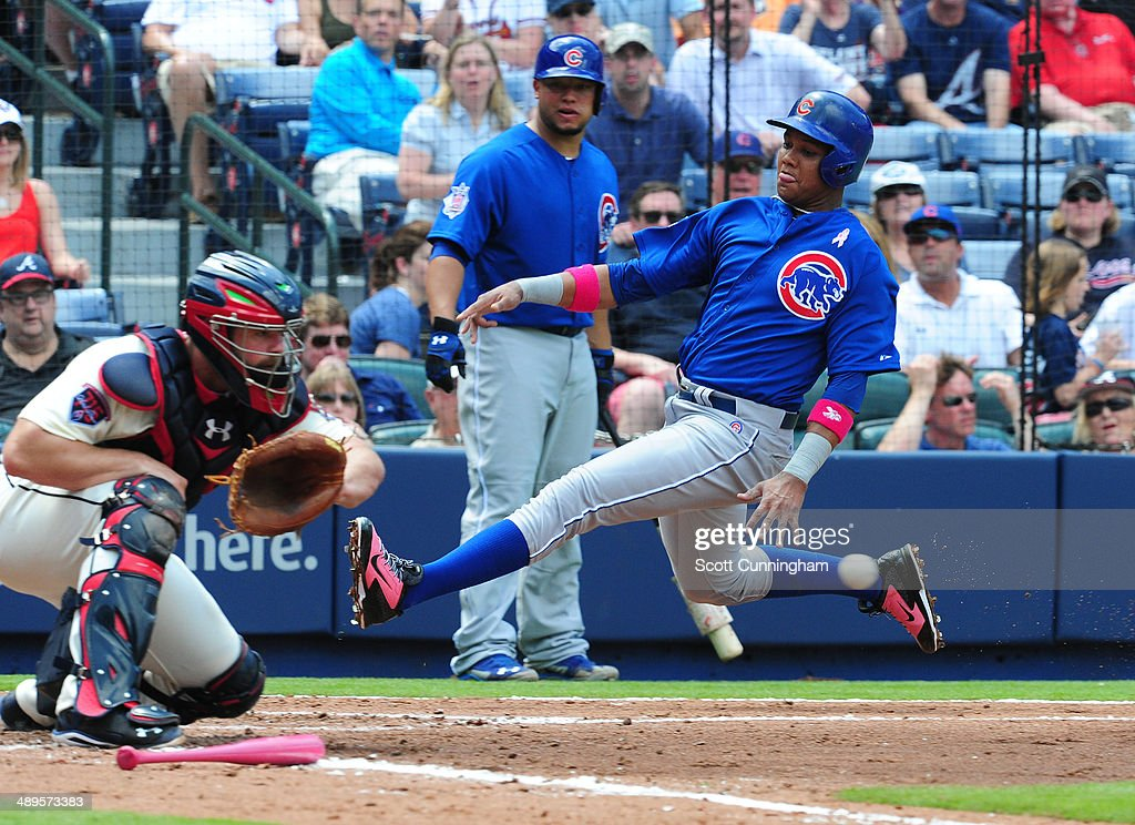 Chicago Cubs v Atlanta Braves