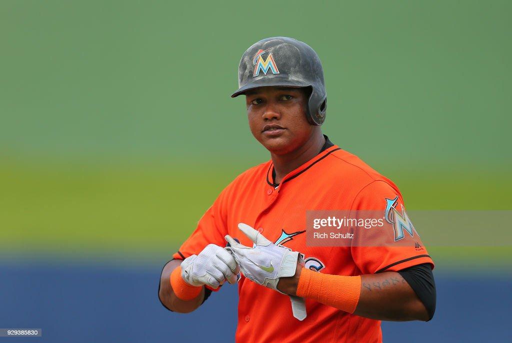 Miami Marlins v Houston Astros : News Photo