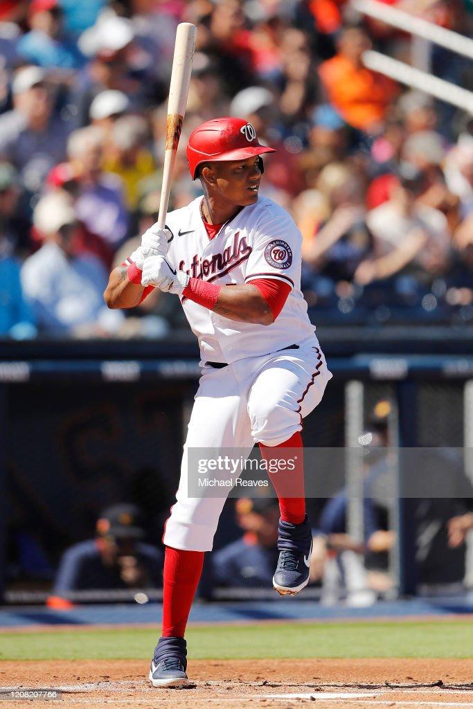 Houston Astros v Washington Nationals : ニュース写真