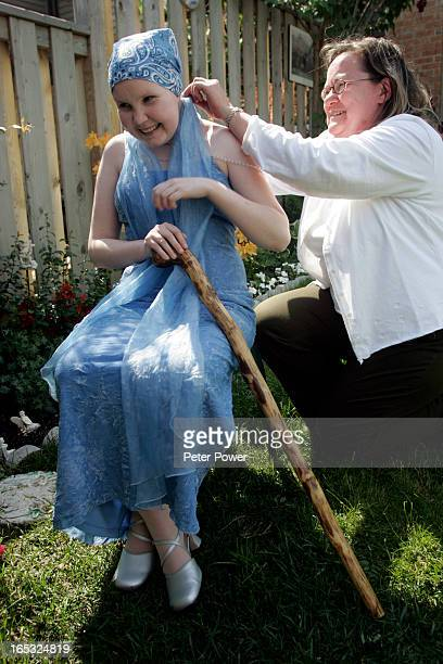 Jaclyn Shiflet is young 19year old woman who is going to her high school prom on tomorrow night June 3 She's 19 years old and has been battling a...