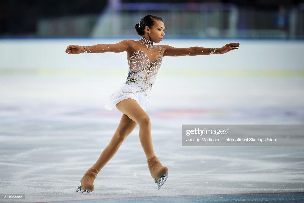 ISU Junior Grand Prix of Figure Skating - Salzburg : ニュース写真