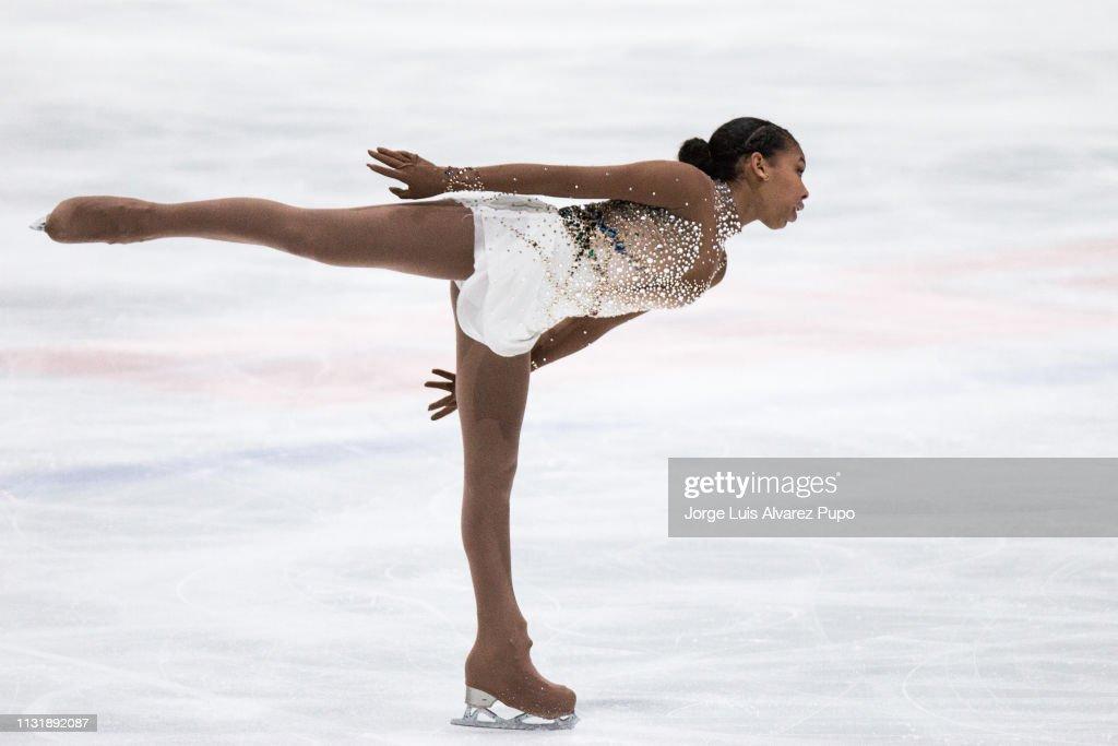 Figure Skating Challenge Cup 2019 : News Photo