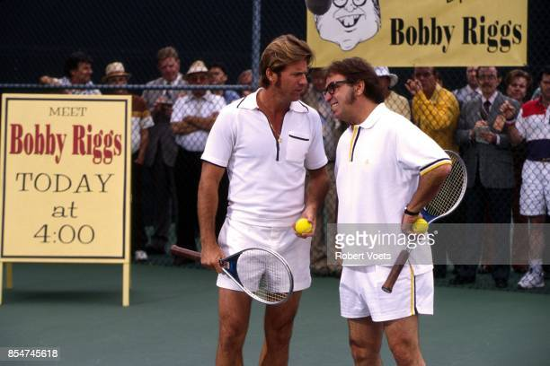 BOBBY Starring Oscar winner Holly Hunter as Billie Jean King and Ron Silver as Bobby Riggs When Billie Beat Bobby tells the story of the 1973 male...