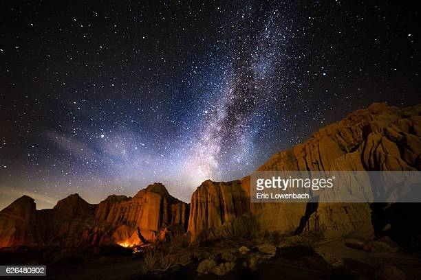 Starry Night at Red Rock Canyon