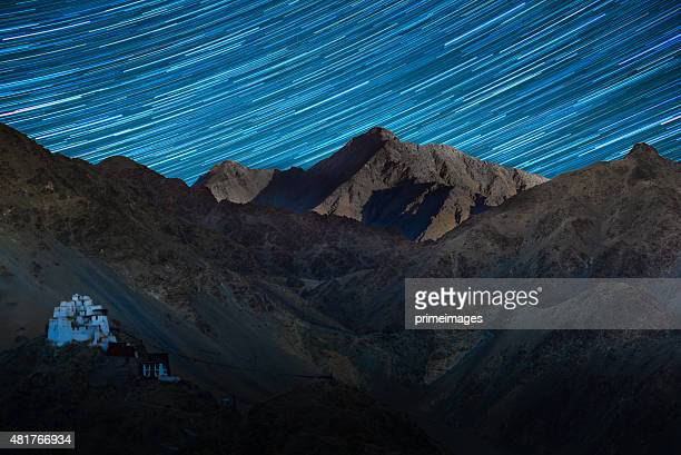 Starry night in Norther part of India