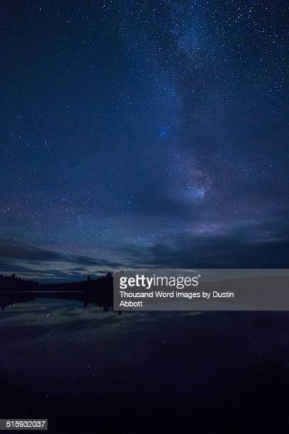 Starry Night over Algonquin