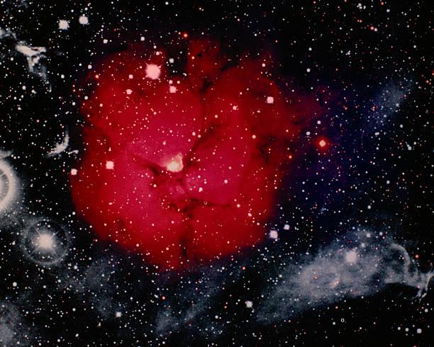SPAEX023 Stars and nebula