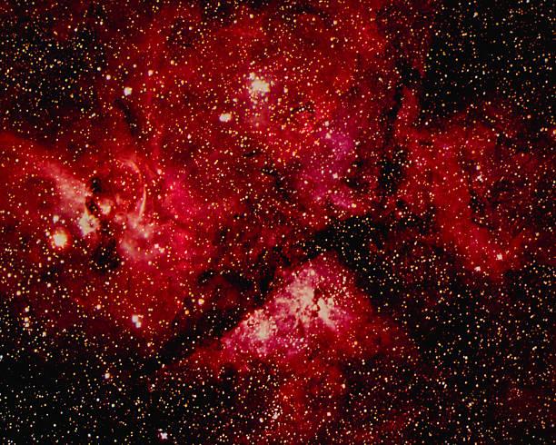 SPAEX024 Stars and nebula