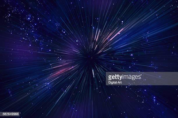 stars and streaks - espacio exterior fotografías e imágenes de stock