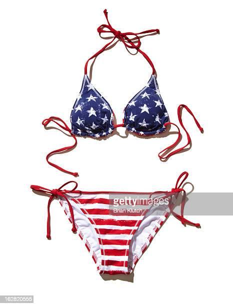 Stars and Stripes Bikini