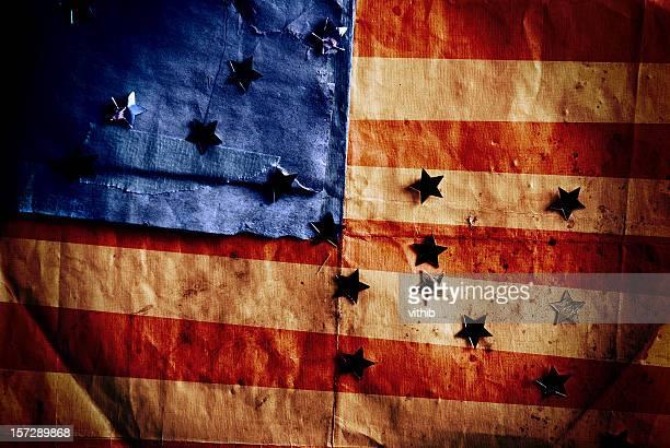 Stars and stripes - Custom made American flag