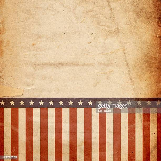 Stars and Stripes Paper XXXL