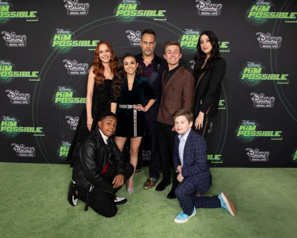 "CA: The Premiere of The Disney Channel Original Movie ""Kim Possible"""