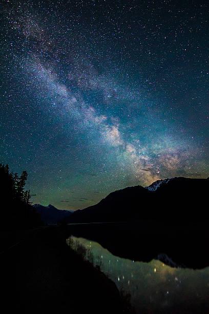 Stars chasing