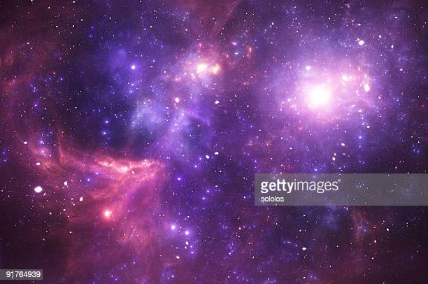 Galáxia de estrelas