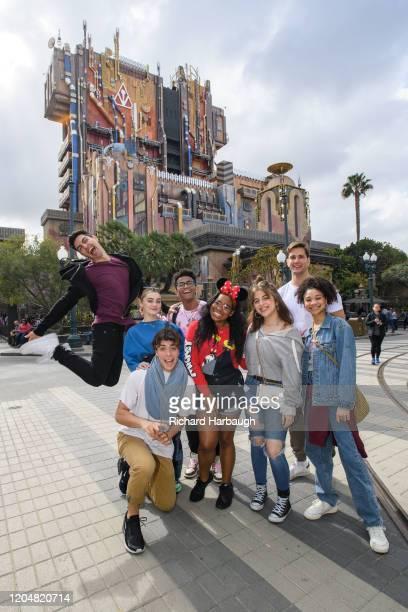 ZOMBIES 2 ZOMBIES 2 stars Meg Donnelly Ariel Martin Pearce Joza Chandler Kinney Trevor Tordjman Kylee Russell Carla Jeffery and James Godfrey...