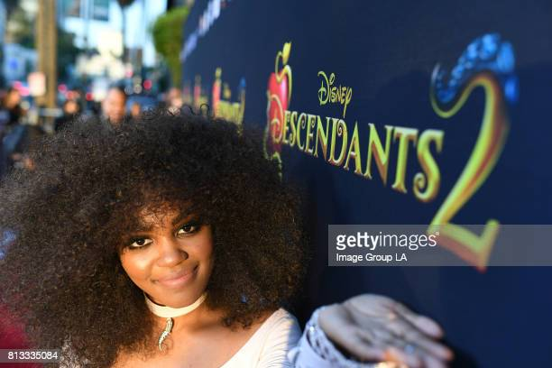 DESCENDANTS 2 Stars of Descendants 2 the sequel to the global hit Descendants celebrate the unprecedented simultaneous premiere on FRIDAY JULY 21...