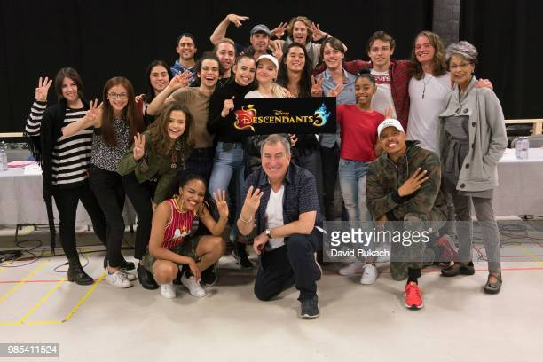 DESCENDANTS 3 Stars of 'Descendants 3' performed a script readthrough of the highly anticipated sequel to the global smash hits 'Descendants' and...