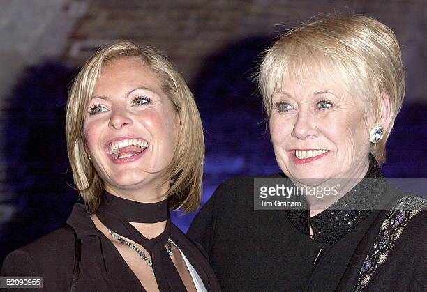 Stars Of Television Series ' Coronation Street ' At A Party At Somerset House In London To Mark The 10th Anniversary Of The Press Complaints...