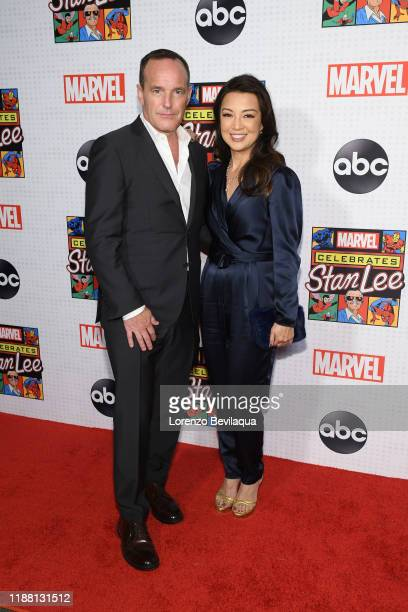 """Stars of the Marvel Universe assemble to celebrate the life and luminous legacy of Stan Lee in an ABC News production, """"Celebrating Marvel's Stan..."""