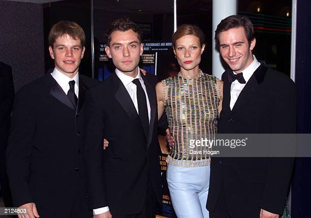 ¿Cuánto mide Jude Law? - Altura - Real height Stars-of-the-talented-mr-ripley-matt-damon-jude-law-gwyneth-paltrow-picture-id2124803?s=612x612