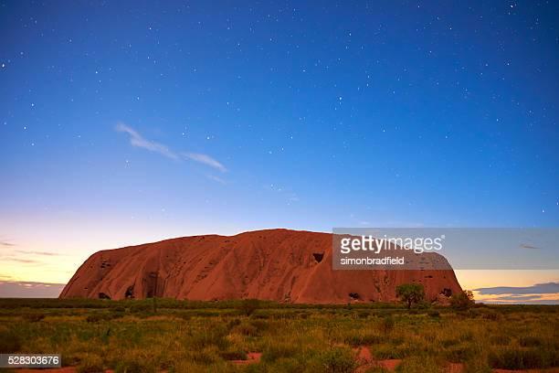 Stars Over Uluru