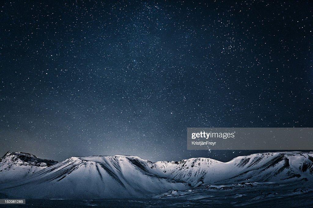 Stars sky : Stockfoto