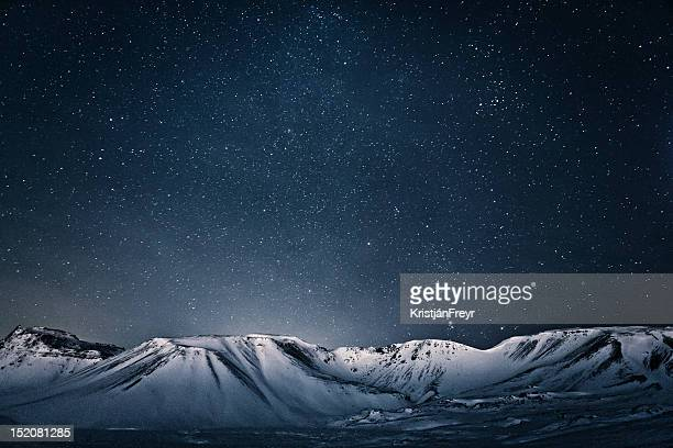 stars sky - night stock pictures, royalty-free photos & images