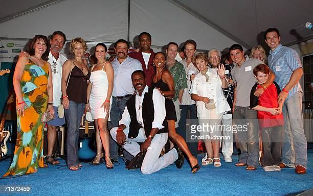 Stars such as Katel Linder Gregory Itzin Barbara Niven Alejandro Patino Stephen Williams Vanessa Paul Alex Morris Bryan Cranston James Horan Susan...