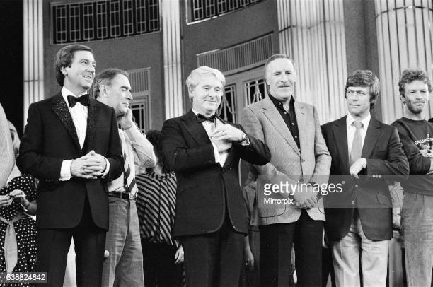 Stars tribute to the late Eric Morecambe Des O'Connor Ernie Wise Bruce Forsyth Mike Yarwood Jim Davidson 9th November 1984