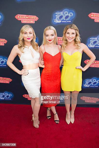 Stars, writers, directors and producers of Disney Channel Original Movies celebrated the 100th title in the blockbuster TV movie franchise,...