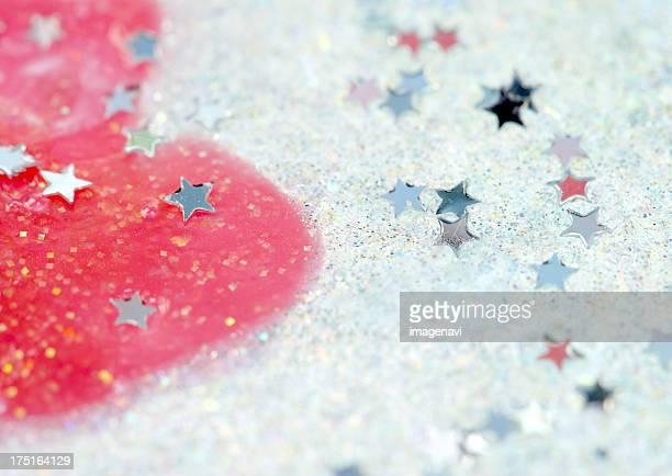 Star-shaped lame