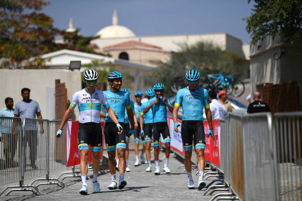 ARE: 6th UAE Tour 2020 - Stage 2