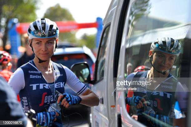 Start / Anna Plichta of Poland and Team Trek-Segafredo / during the 6th Santos Women's Tour Down Under 2020, Stage 2 a 114,9km stage from Murray...