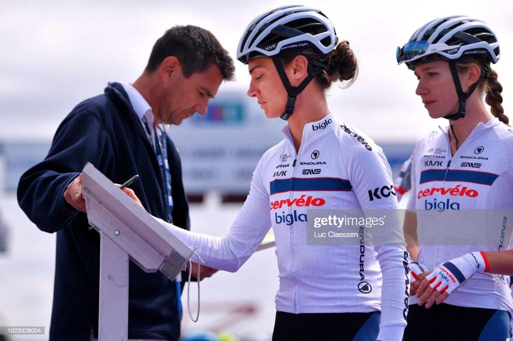 Cycling: 20th Grand Prix De Plouay Lorient Agglo Trophee 2018 : News Photo
