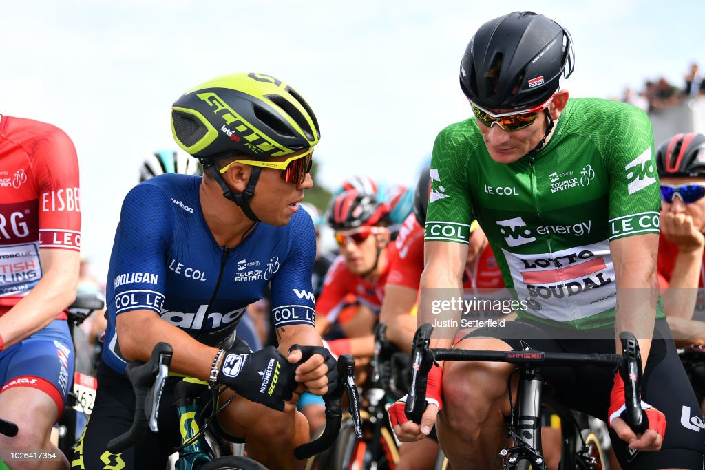 Cycling: 15th Tour of Britain 2018 / Stage 2 : News Photo