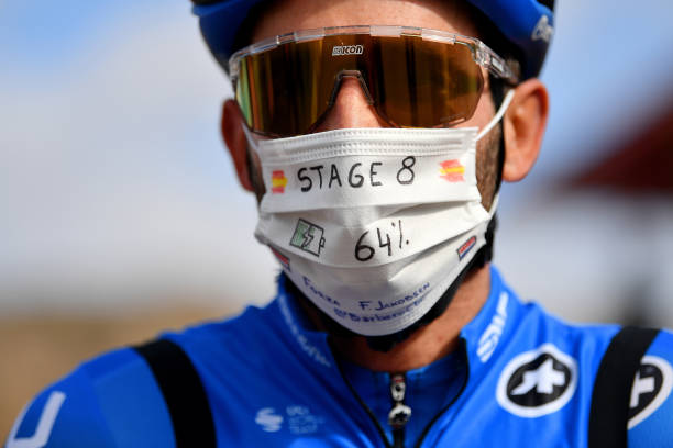 ESP: 75th Tour of Spain 2020 - Stage Eight