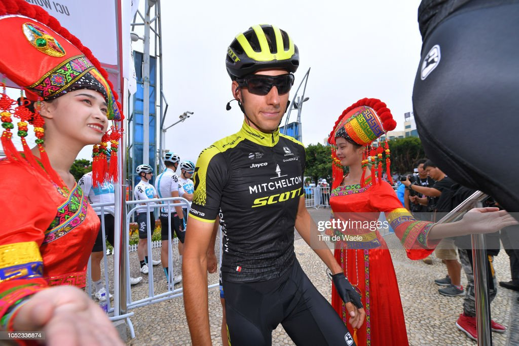 2nd Tour of Guangxi 2018 - Stage Two : News Photo