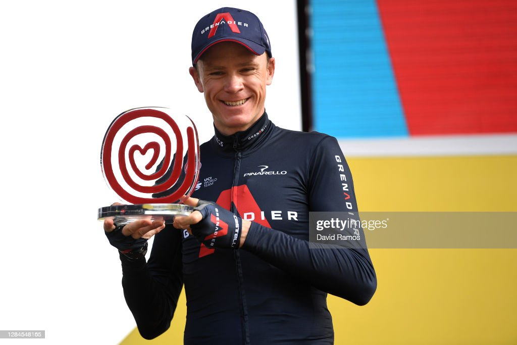 75th Tour of Spain 2020 - Stage Eighteen : News Photo